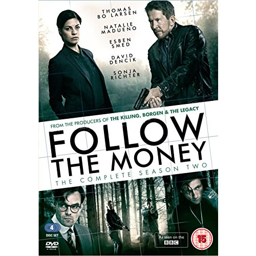AU $29 BUY: Follow the Money - Season 2 on DVD in Australia