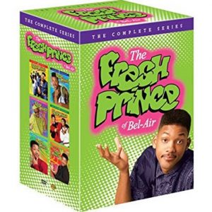 AU $90 BUY: Fresh Prince of Bel-Air Complete Series on DVD in Australia