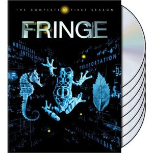 AU $30 BUY: Fringe - Season 1 on DVD in Australia
