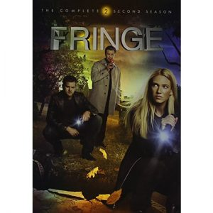 AU $29 BUY: Fringe - Season 2 on DVD in Australia