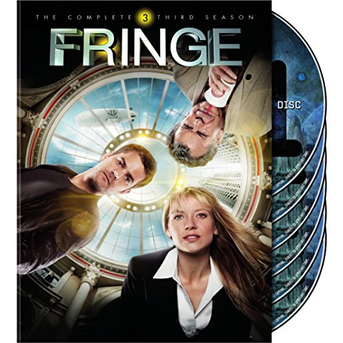 AU $29 BUY: Fringe - Season 3 on DVD in Australia