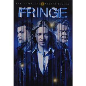 AU $29 BUY: Fringe - Season 4 on DVD in Australia