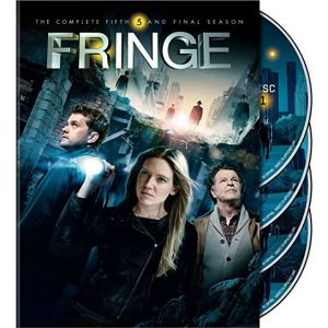 AU $26 BUY: Fringe - Season 5 on DVD in Australia