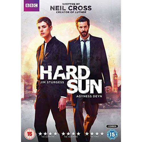 AU $25 BUY: Hard Sun on DVD in Australia