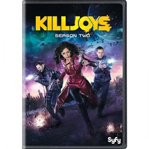 AU $24 BUY: Killjoys - Season 2 on DVD in Australia