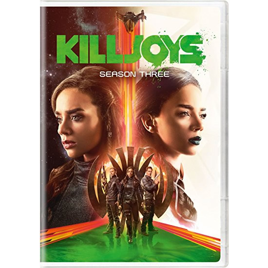 AU $30 BUY: Killjoys - Season 3 on DVD in Australia