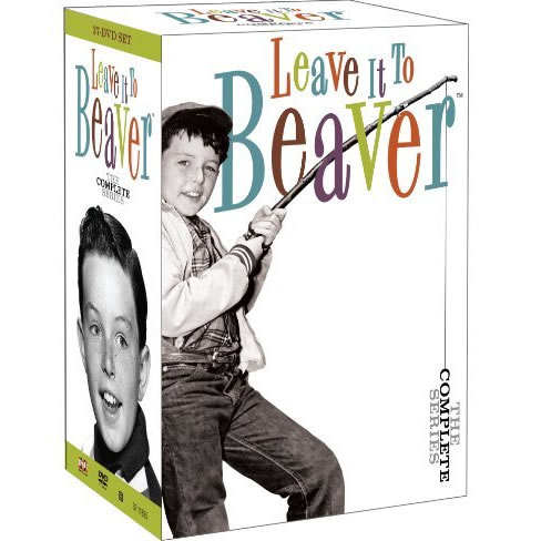 AU $130 BUY: Leave It To Beaver Complete Series on DVD in Australia
