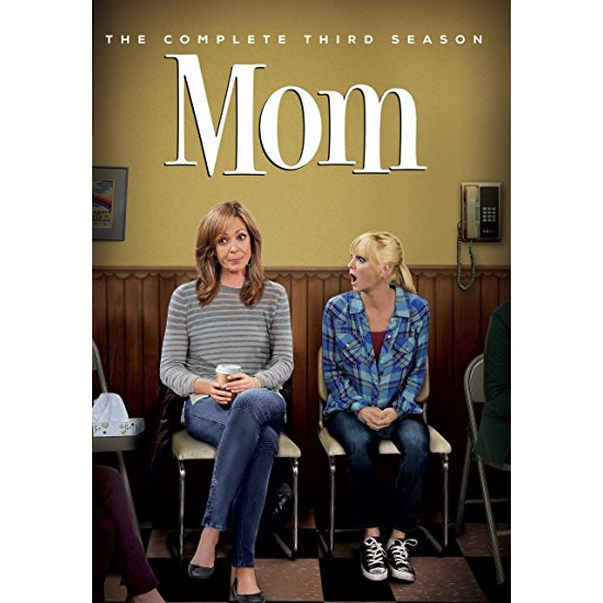 AU $24 BUY: Mom - Season 3 on DVD in Australia