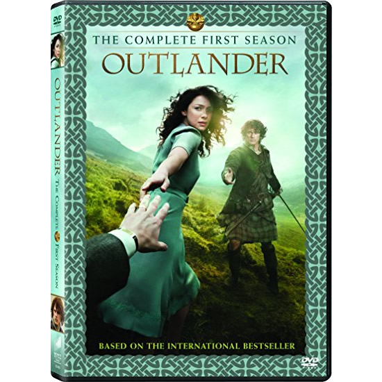 AU $26 BUY: Outlander - Season 1 on DVD in Australia