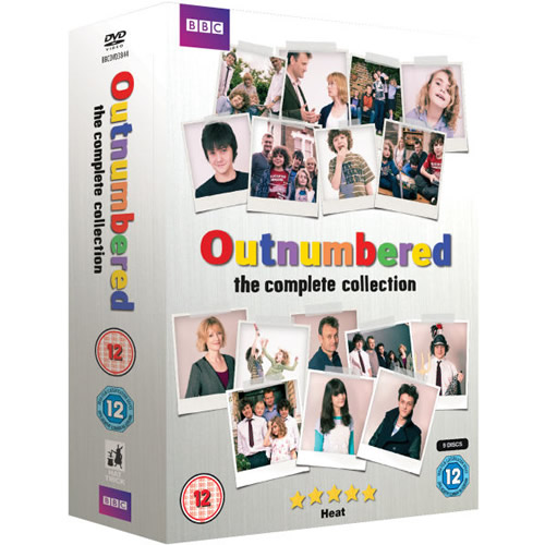 AU $66 BUY: Outnumbered Complete Series Seasons 1-5 on DVD in Australia