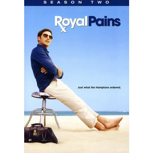 AU $22 BUY: Royal Pains - Season 2 on DVD in Australia
