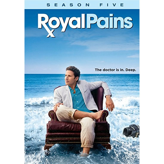 AU $21 BUY: Royal Pains - Season 5 on DVD in Australia