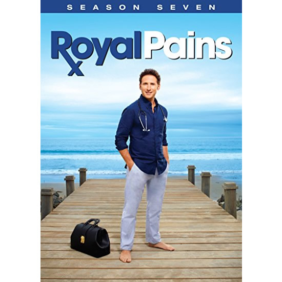 AU $21 BUY: Royal Pains - Season 7 on DVD in Australia