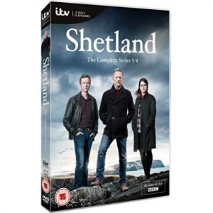 AU $62 BUY: Shetland Complete Series Seasons 1-4 on DVD in Australia