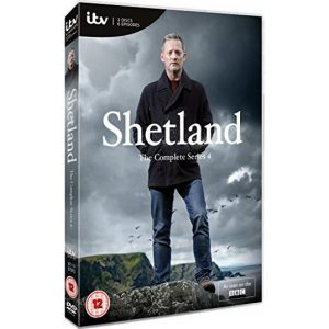 AU $28 BUY: Shetland - Season 4 on DVD in Australia