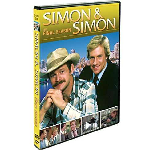 AU $26 BUY: Simon & Simon - Season 8 on DVD in Australia