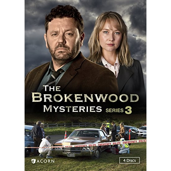 AU $28 BUY: The Brokenwood Mysteries - Season 3 on DVD in Australia
