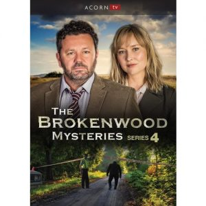 AU $33 BUY: The Brokenwood Mysteries - Season 4 on DVD in Australia