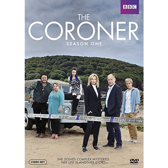 AU $32 BUY: The Coroner - Season 1 on DVD in Australia