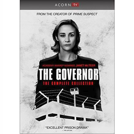 AU $36 BUY: The Governor Complete Collection on DVD in Australia