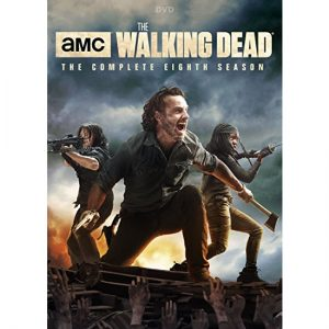 AU $36 BUY: The Walking Dead - Season 8 on DVD in Australia