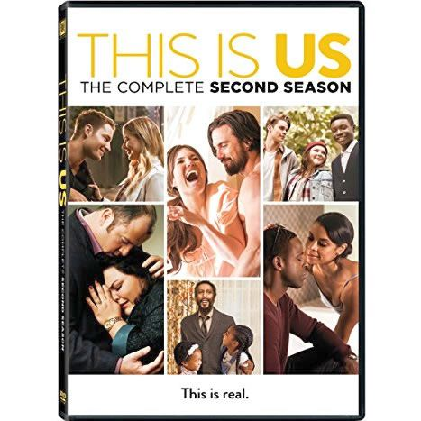 AU $33 BUY: This is Us - Season 2 on DVD in Australia