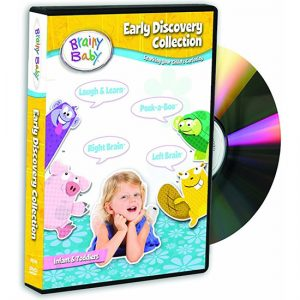 AU $36 BUY: Brainy Baby Early Learning Collection on DVD in Australia
