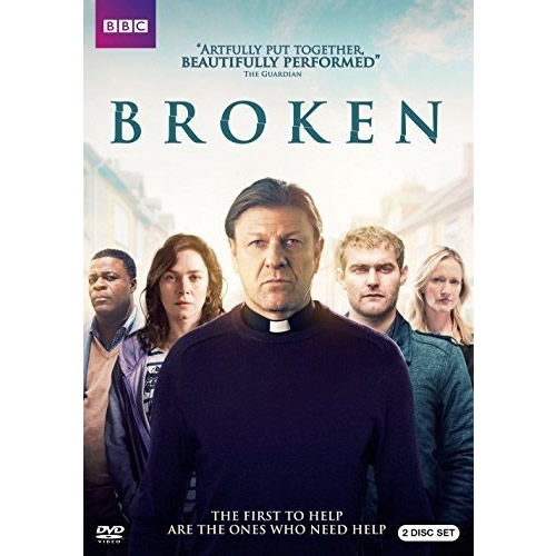 AU $25 BUY: Broken on DVD in Australia