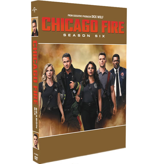 AU $29.5 BUY: Chicago Fire - Season 6 on DVD in Australia