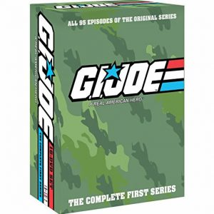 AU $75 BUY: G.I. Joe: A Real American Hero - The Complete First Series Kids Movie on DVD in Australia