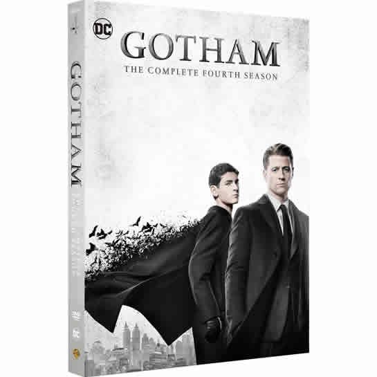 AU $33 BUY: Gotham - Season 4 on DVD in Australia