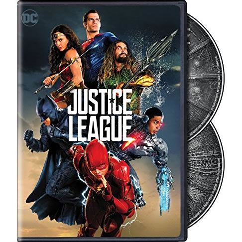 AU $24 BUY: Justice League Special Edition Movie on DVD in Australia