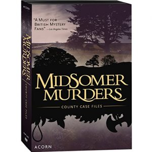AU $56 BUY: Midsomer Murders: County Case Files on DVD in Australia