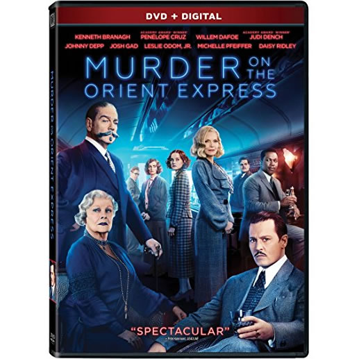 AU $22 BUY: Murder On The Orient Express Movie on DVD in Australia