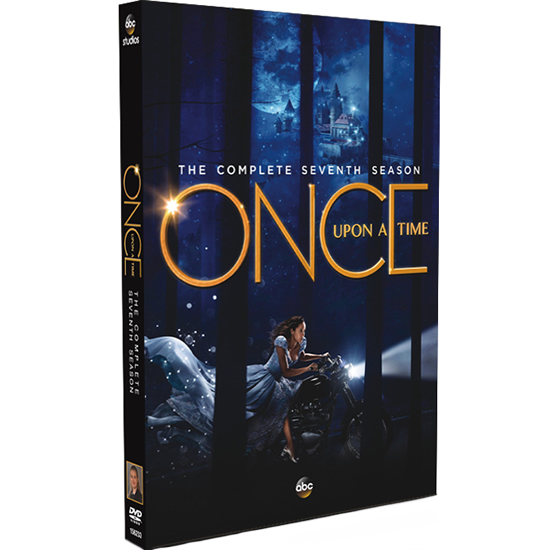 AU $29.5 BUY: Once Upon a Time - Season 7 on DVD in Australia