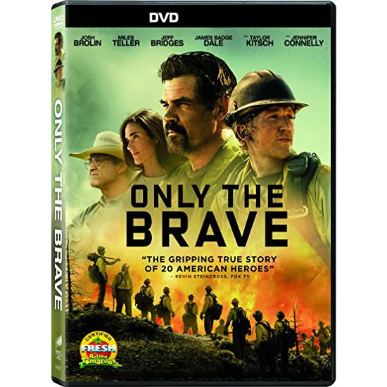 AU $22 BUY: Only the Brave Movie on DVD in Australia