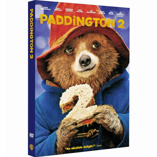 AU $22 BUY: Paddington 2 on DVD in Australia