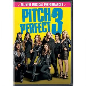 AU $22 BUY: Pitch Perfect 3 Movie on DVD in Australia