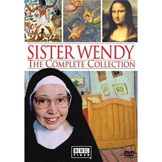 AU $32 BUY: Sister Wendy Complete Collection on DVD in Australia