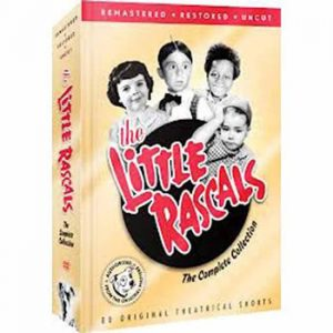 AU $42 BUY: The Little Rascals Complete Collection on DVD in Australia