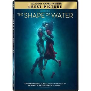 AU $22 BUY: The Shape Of Water Movie on DVD in Australia