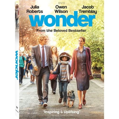 AU $22 BUY: Wonder Movie on DVD in Australia