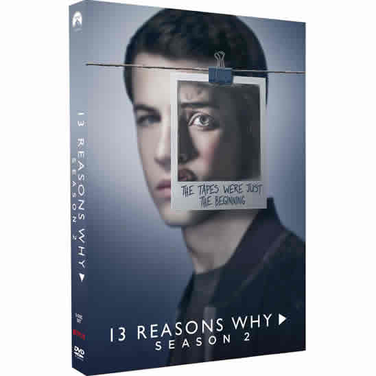 AU $28 BUY: 13 Reasons Why - Season 2 on DVD in Australia