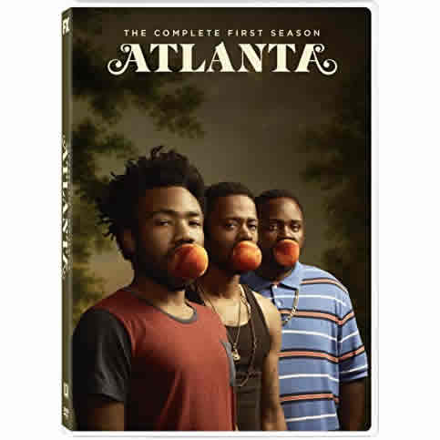 AU $26 BUY: Atlanta - Season 1 on DVD in Australia