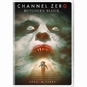 AU $26 BUY: Channel Zero: Butcher's Block - Season 3 on DVD in Australia