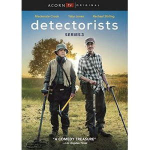AU $23 BUY: Detectorists - Season 3 on DVD in Australia