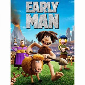 AU $18 BUY: Early Man Kids Movie in Australia