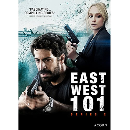 AU $26 BUY: East West 101 - Season 2 on DVD in Australia