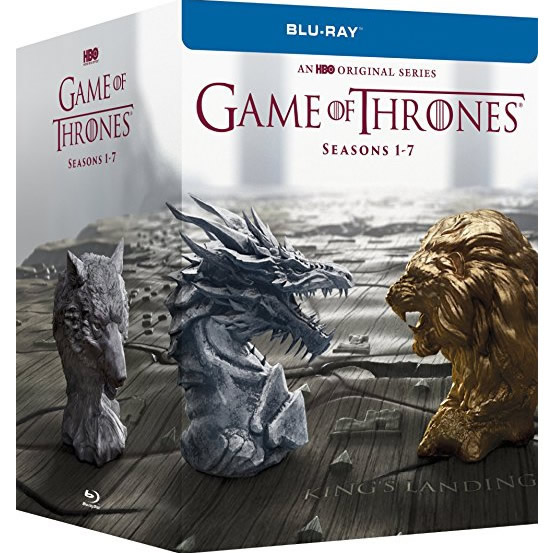 AU $172 BUY: Game of Thrones Complete Series on Blu-ray in Australia