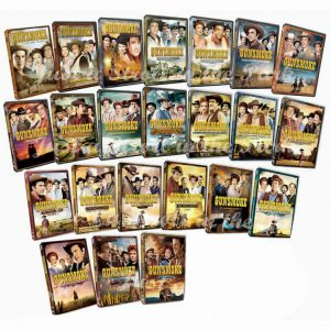 AU $282 BUY: Gunsmoke Complete Series Seasons 1-12 on DVD in Australia